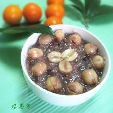 莲子红豆小米粥