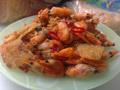 避风塘锅巴虾