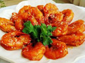 吮指茄汁虾
