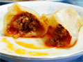 虾仁鲜肉蒸饺