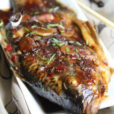 红烧福寿鱼