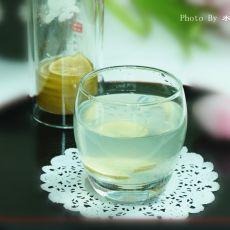 蜜渍柠檬水