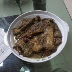 红枣养生糖醋带鱼