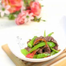 杭椒炒牛肉