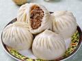 葫芦丝猪肉蒸包