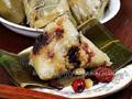 蜜豆小枣什锦粽子