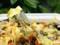 培根奶酪粽子