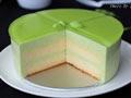 毛豆慕斯蛋糕