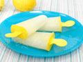 柠檬蜂蜜冰棍