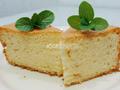 橙香鸭蛋海绵蛋糕