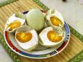 烧烤味咸鸭蛋