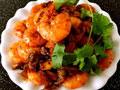 豆豉香辣虾