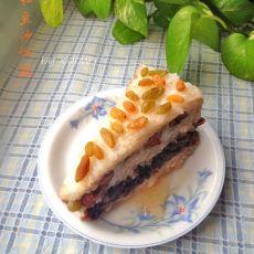 红豆沙切糕