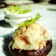 肉末乳酪�h香菇