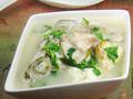 海鲈鱼头豆腐汤