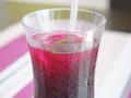 夏日清凉解渴饮料紫苏汁