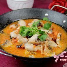 番茄鱼火锅