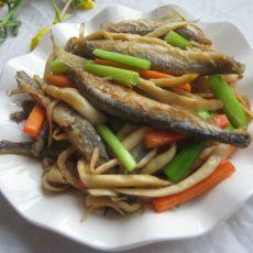 干锅多春鱼
