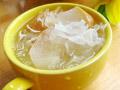 冰糖雪梨煲银耳
