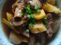 土豆炖牛排