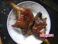 蜂蜜脆香烤鸭腿