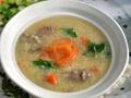 羊肝小米粥