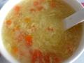 胡萝卜蛋花玉米渣