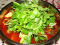 水煮鲶鱼豆腐火锅