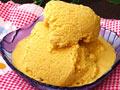 夏日冰饮芒果冰淇淋