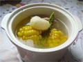 荸荠玉米芦笋猪骨汤