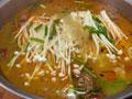 金针菇粉丝鱼汤