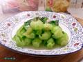 水煮小唐菜