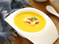 西式洋葱南瓜玉米浓汤