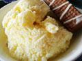 南瓜葡萄干冰淇淋