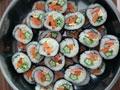 在家动手做寿司