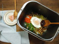 面包机版石锅拌饭