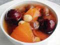 红枣桂圆木瓜汤