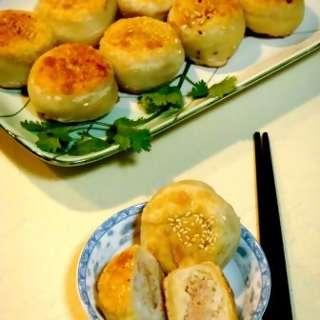 香煎萝卜丝饼
