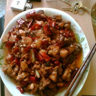 杨氏辣子鸡