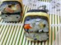 花样寿司迷你方块小寿司