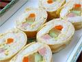 花样寿司蛋卷寿司