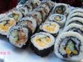 自制家庭版寿司