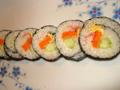 清爽可口的寿司