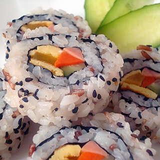 芝麻里卷寿司