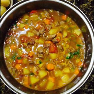 东北口味罗宋汤