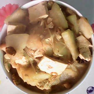 冬瓜大烩菜