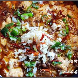 传统麻婆豆腐