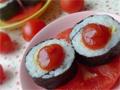 花样寿司番茄酱寿司