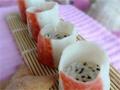 花样寿司蟹棒寿司