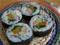 花样寿司韩式寿司